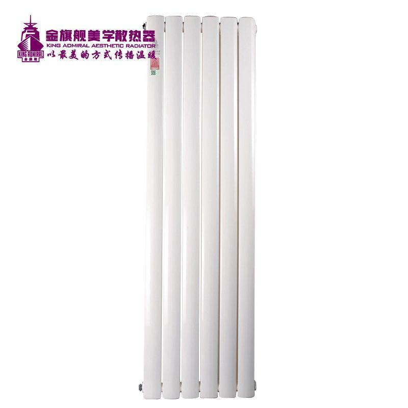 钢制散热器70x63白色
