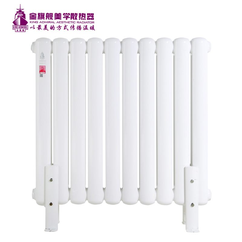 钢制散热器60x30防腐金刚白色