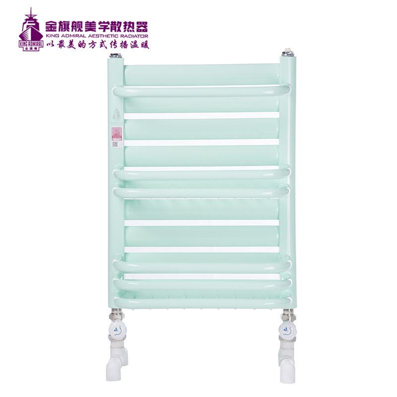 钢制散热器卫浴果绿框背600