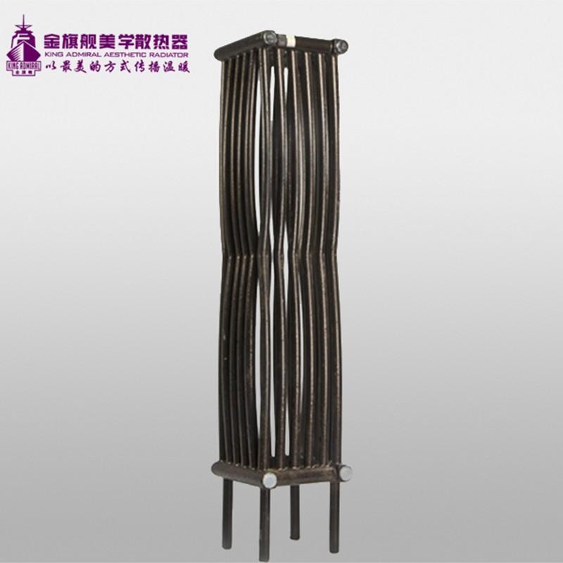 艺术型散热器 花架